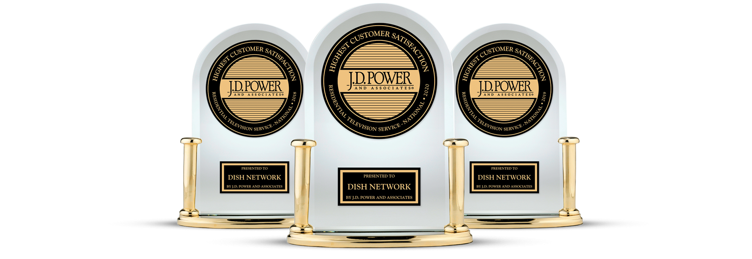 DISH Customer Satisfaction - Ranked #1 by JD Power - K Tronics in Madison, Maine - DISH Authorized Retailer