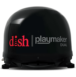 DISH Playmaker Dual - Outdoor TV - Madison, Maine - K Tronics - DISH Authorized Retailer